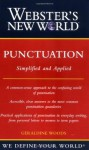 Webster's New World Punctuation: Simplifed and Applied - Geraldine Woods