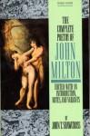The Complete Poetry of John Milton - John Milton, John T. Shawcross