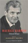 Maurice Harmon: Selected Essays - Maurice Harmon