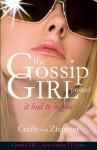 Gossip Girl: It Had To Be You - Cecily von Ziegesar