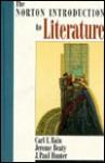 The Norton Introduction to Literature - Carl E. Bain, Paul J. Hunter