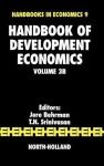 Handbook of Development Economics - T.N. Srinivasan, J. Behrman