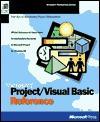Microsoft Project/Visual Basic Reference (Professional Editions) - Microsoft Press, Microsoft Press