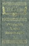 Przygody Toma Bombadila - J.R.R. Tolkien