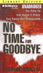 No Time for Goodbye (Audio) - Linwood Barclay