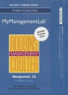 New Mymanagementlab with Pearson Etext -- Access Card -- For Management - Stephen P. Robbins, Mary Coulter