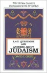 1,401 Questions & Answers about Judaism - David C. Gross
