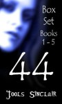 Forty-Four Box Set Books 1 - 5 (44) - Jools Sinclair