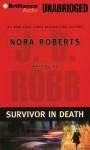 Survivor in Death - J.D. Robb, Susan Ericksen