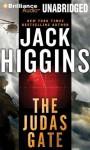 The Judas Gate - Jack Higgins, Simon Vance