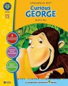 A Literature Kit for Curious George, Grades 1-2 [With 3 Overhead Transparencies] - Marie-Helen Goyetche