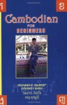 Cambodian for Beginners - Richard Gilbert