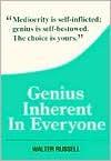 Genius Inherent in Everyone - Walter Russell, Emilia L. Lombardi