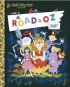 The Road to Oz (Little Golden Book) - L. Frank Baum