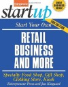 Start Your Own Successful Retail Business (Start Your Own Retail Business) - Jan Kingaard, Entrepreneur Press