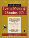 Lotus Notes and Domino R5 All-In-One Exam Guide (All-in-One) - Libby Ingrassia Schwarz