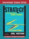 Strategy - Joel Watson
