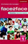 Face2face Elementary Class Audio Cassettes - Chris Redstone, Gillie Cunningham