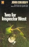 Two for Inspector West - John Creasey
