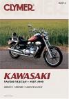Kawasaki Vn1500 Vulcan, 1987-1999: Service, Repair, Maintenance (Clymer Motorcycle Repair) - Clymer Publications