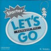 Let's Go Starter Level: Compact Disc - Nakata, Barbara Hoskins