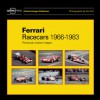 Ferrari Racecars 1966-1983: Previously Unseen Images - William Taylor, Ian Catt