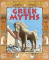 Greek Myths. - Anna Claybourne