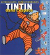 Tintin dans l'espace (livre autocollants) - Collectif