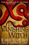 The Vanishing Witch - Karen Maitland