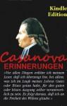 """Erinnerungen (""""Aus meinem Leben"""") - Alle Bände (German Edition) - Giacomo Casanova, Heinrich Conrad"""