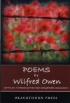 Poems Wilfred Owen - Wilfred Owen