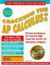 Cracking the AP Calculus 1998-99 Edition - David A. Kahn, David Kahn