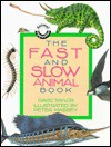 The Fast and Slow Animal Book - David Taylor