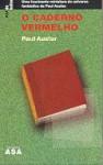 O Caderno Vermelho (livro de bolso) - Paul Auster