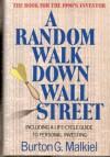 A Random Walk Down Wall Street: Including a Life-Cycle Guide to Personal Investing - Burton G. Malkiel