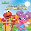 Elmo and Abby's Wacky Weather Day (Sesame Street) - Naomi Kleinberg, Tom Brannon