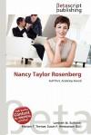 Nancy Taylor Rosenberg - Lambert M. Surhone, Mariam T. Tennoe, Susan F. Henssonow