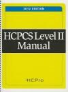 HCPCS Level II Manual 2012 - HCPro