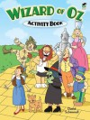 Wizard of Oz Activity Book - David Schimmell