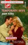 Temporary Wife - Joan Kilby