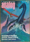 Analog Science Fiction and Fact, 1975 May (Volume XCV, No. 5) - George R.R. Martin, Spider Robinson, Ben Bova, Lisa Tuttle, Algis Budrys, Thomas A. Easton, W. Macfarlane, Michael Sutch