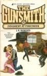 The Gunsmith #095: Judgment at Firecreek - J.R. Roberts