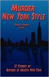 Murder New York Style - Randy Kandel, Anita Page
