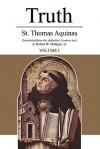 Truth, 3 Volume Set - Thomas Aquinas, Robert W. Mulligan