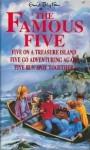 Famous Five 1-3 - Enid Blyton