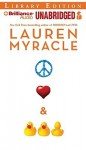 Peace, Love, and Baby Ducks - Lauren Myracle, Julia Whelan