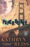 Paperquake: A Puzzle (Time Travel Mysteries) - Kathryn Reiss