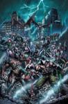 Forever Evil: Arkham War #1 - Peter J. Tomasi, Scot Eaton, Jaime Mendoza, Jason Fabok