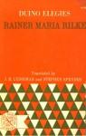 Duino Elegies - Rainer Maria Rilke, J. B. Leishman, Stephen Spender