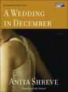 A Wedding in December (Audio) - Linda Emond, Anita Shreve